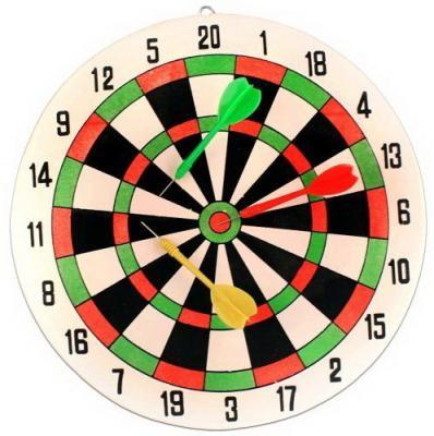 Спортивная игра дартс X-Match ЕВА  63528