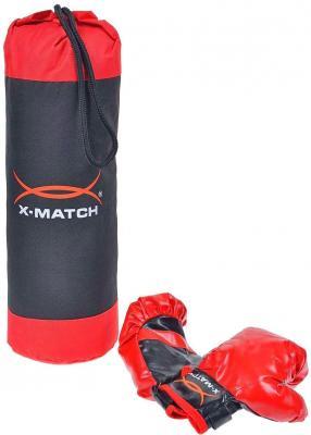 Спортивная игра X-Match бокс Набор для бокса спортивная игра дартс x match 15 дюймов 63524