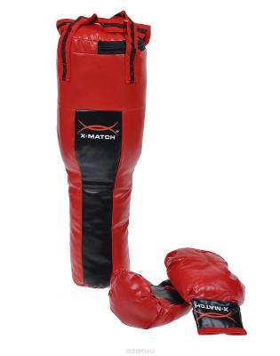 Набор для Бокса X-match, Д-150мм, H-100мм, сетка
