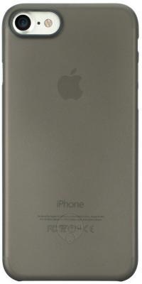 Набор чехлов Ozaki 0.3 Jelly для iPhone 7 чёрный прозрачный OC720CK