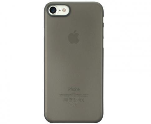 Накладка Ozaki O!coat 0.3 Jelly для iPhone 7 чёрный OC735BK