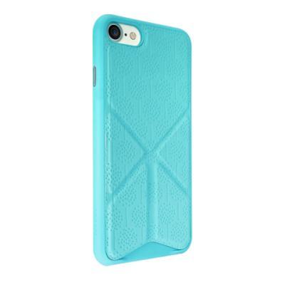 Накладка Ozaki O!coat 0.3+Totem Versatile для iPhone 7 синий OC777BU