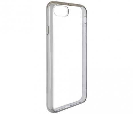 Накладка Ozaki O!coat Crystal+ для iPhone 7 прозрачный чёрный OC739BK