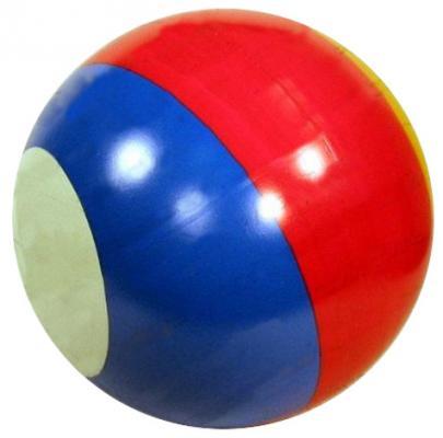 Купить Мяч Мячи Чебоксары 200мм полоса с-102ЛП, 20 см, Спортивные товары