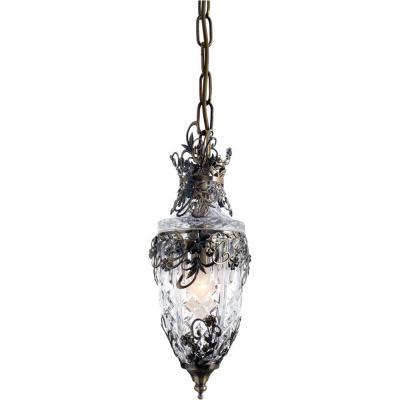 Подвесной светильник Arte Lamp Brocca A9147SP-1AB