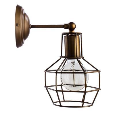 цена на Бра Arte Lamp 75 A9182AP-1BZ