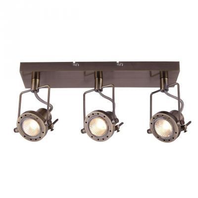 Спот Arte Lamp Costruttore A4300PL-3AB arte lamp спот arte lamp costruttore a4300pl 3ss