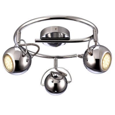 Спот Arte Lamp 86 A9128PL-3CC спот arte lamp ciambella a8972pl 3cc