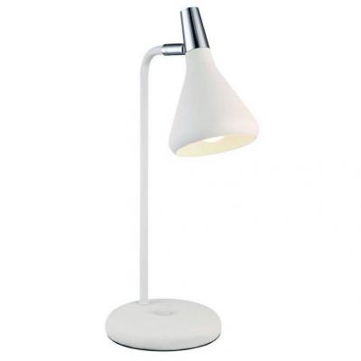 Настольная лампа Arte Lamp 73 A9154LT-1WH настольная лампа arte lamp 73 a9154lt 1wh