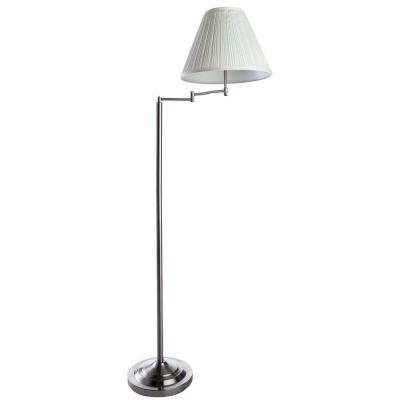 Торшер Arte Lamp California A2872PN-1SS arte lamp торшер a2872pn 1ss