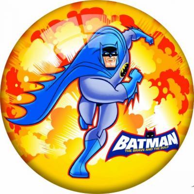 Купить Мяч Dema-Stil Бэтмэн 23 см WB-B-001, Спортивные товары
