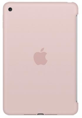 Чехол Apple Silicone Case для iPad mini 4 розовый песок MNND2ZM/A