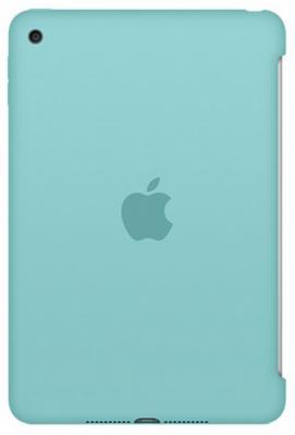 Чехол Apple Silicone Case для iPad mini 4 синее море MN2P2ZM/A
