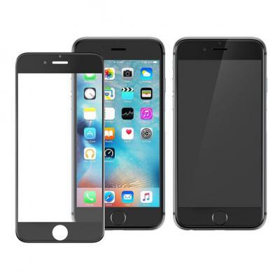 Защитное стекло LAB.C 3D Diamond Glass для iPhone 6/6s LABC-307-BK