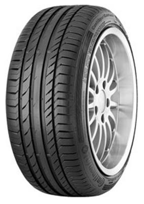 Шина Continental ContiSportContact 5 SUV 235/60 R18 103V шина continental contisportcontact 5 245 50 r18 100y