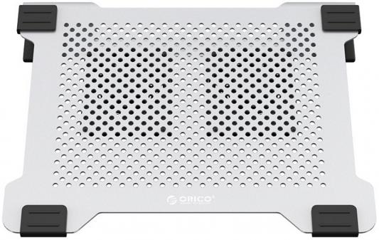 """Подставка для ноутбука до 17"""" Orico NA15-SV серебристый алюминий цена"""