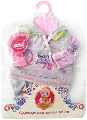 Одежда для кукол Mary Poppins Спортивный костюм, 42 см 452065 куклы и одежда для кукол mary poppins одежда для куклы спортивный костюм 452065
