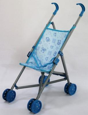 Коляска-трость для кукол Shantou Gepai Мишки 11699B коляски для кукол shantou gepai трость 11699b