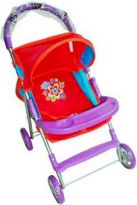 Коляска для кукол Mary Poppins Цветочек 67124