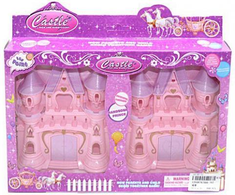 Замок для кукол Shantou Gepai 666-707, для девочки, Домики и аксессуары  - купить со скидкой