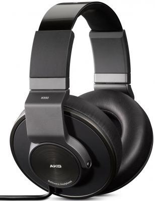 Наушники AKG K550 MK ll черный микрофоны akg drumset premium