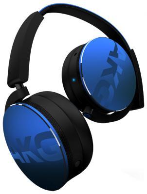 Наушники AKG Y50BT синий akg c418l