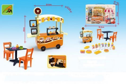 Игровой набор Shantou Gepai Кофе 6927713686854