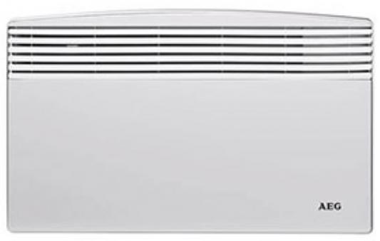 Конвектор AEG WKL 2003 S 2000 Вт термостат белый конвектор aeg wkl 2503 s 2500 вт термостат белый