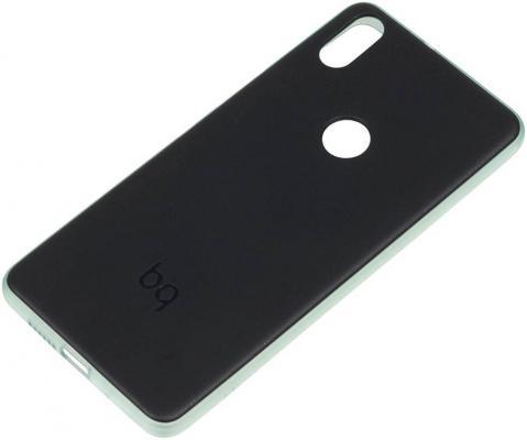 Чехол BQ для BQ Aquaris X5 Plus Black Gummy E000691