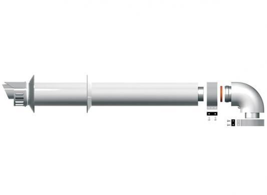 Protherm Набор труб 60/100 1000 мм (Пантера с июня 2015 года) (Мощность, кВт: -; Одноконтурный/двухконтурный: -; Камера сгорания открытая/закрытая: -) protherm набор переналадки на сжиженный газ для protherm 35ktv 30kov ktv