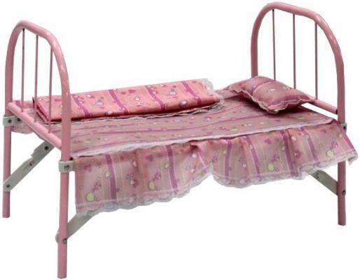 Купить Кроватка для кукол Shantou Gepai 41699, Аксессуары для кукол