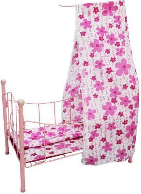 Купить Кроватка для кукол Shantou Gepai PH944 с балдахином, Аксессуары для кукол