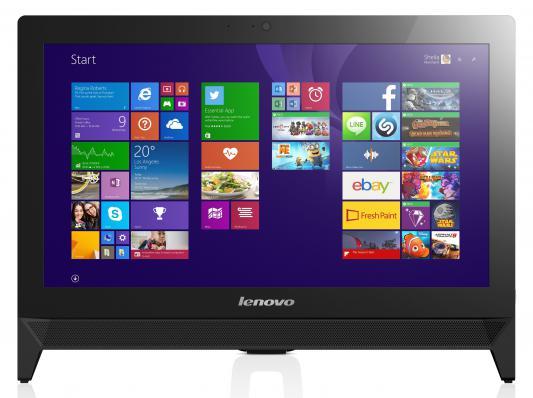 "Моноблок 19.5"" Lenovo C20-00 1600 x 900 Intel Pentium-J3710 2Gb 500Gb Intel HD Graphics 405 Windows 10 Home черный F0BB00UPRK"