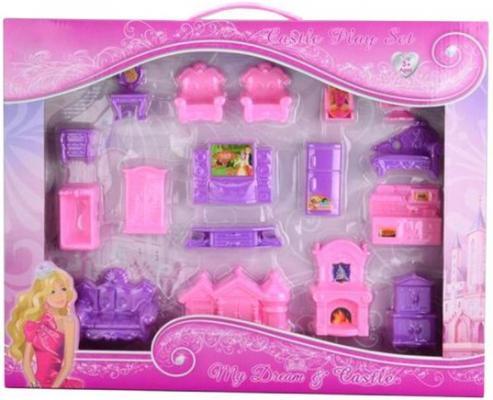 Набор мебели для дома Shantou Gepai Мечта Y18001025 игра shantou gepai замок моя мечта для кукл sg 29002