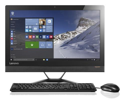 "Моноблок 23"" Lenovo IdeaCentre AIO 300-23ISU 1920 x 1080 Intel Pentium-4405U 4Gb 1Tb Intel HD Graphics 510 Windows 10 черный F0BY00CXRK"