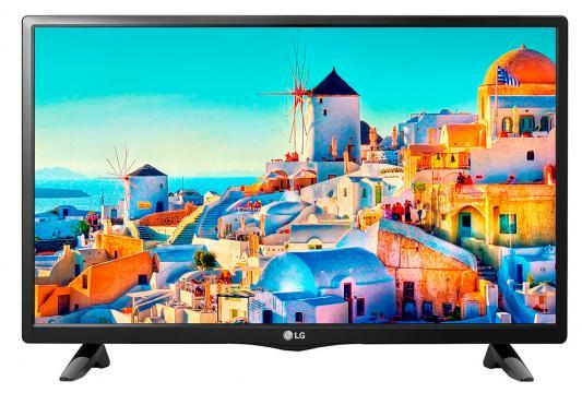 Телевизор LG 28LH451U черный