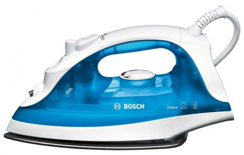 Утюг Bosch TDA2381 2000Вт голубой/белый