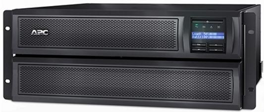 ИБП APC SMART X SMX2200HVNC 2200VA черный цена и фото