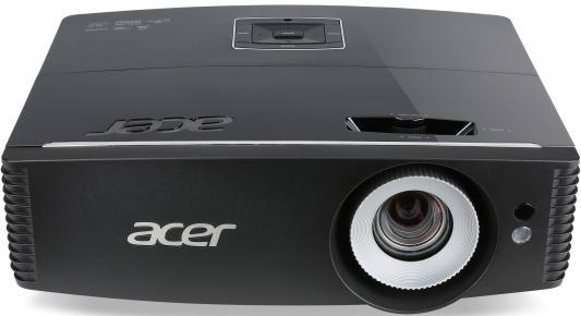 Проектор Acer P6500 DLP 1920x1080 5000Lm 20000:1 1xHDMI 1xUSB MR.JMG11.001 проектор acer f7600 dlp 5000lm