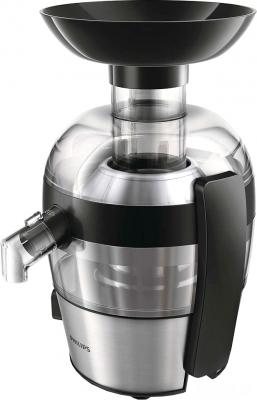 Соковыжималка Philips HR1837/00 500 Вт нержавеющая сталь чёрный