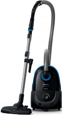 Пылесос Philips FC8585/01 2100Вт черный фен philips bhd174 00 2100вт черный голубой