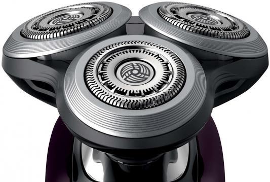Бритва Philips S9521/31 фиолетовый чёрный