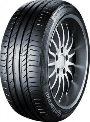 Шина Continental ContiSportContact 5 SUV MO 235/50 R18 97V летняя шина continental contiecocontact 5 185 55 r15 86h