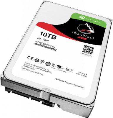 "Жесткий диск 3.5"" 10Tb 7200rpm Seagate SATAIII ST10000VN0004"