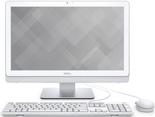 "Моноблок 21.5"" DELL Inspiron 3263 1920 x 1080 Intel Pentium-4405U 4Gb 1Tb Intel HD Graphics 510 64 Мб Windows 10 Home белый 3263-2808"
