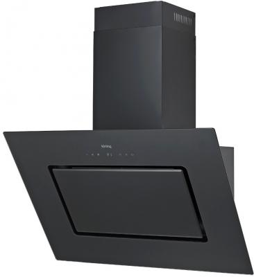 Вытяжка каминная Korting KHC 91080 GN черный цена