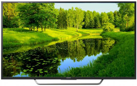 Телевизор SONY KD49XD7005BR2 черный