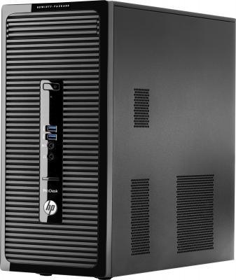 Системный блок HP ProDesk 490 G3 i5-6500 3.2GHz 4Gb 256Gb SSD DVD-RW DOS клавиатура мышь черный Z2J78ES