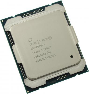 Процессор Dell Intel Xeon E5-2609v4 1.7GHz 20M 8C 85W 338-BJEB адаптер dell intel ethernet i350 1gb 4p 540 bbhf