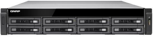 Сетевое хранилище QNAP TS-EC880U-i3-4GE-R2